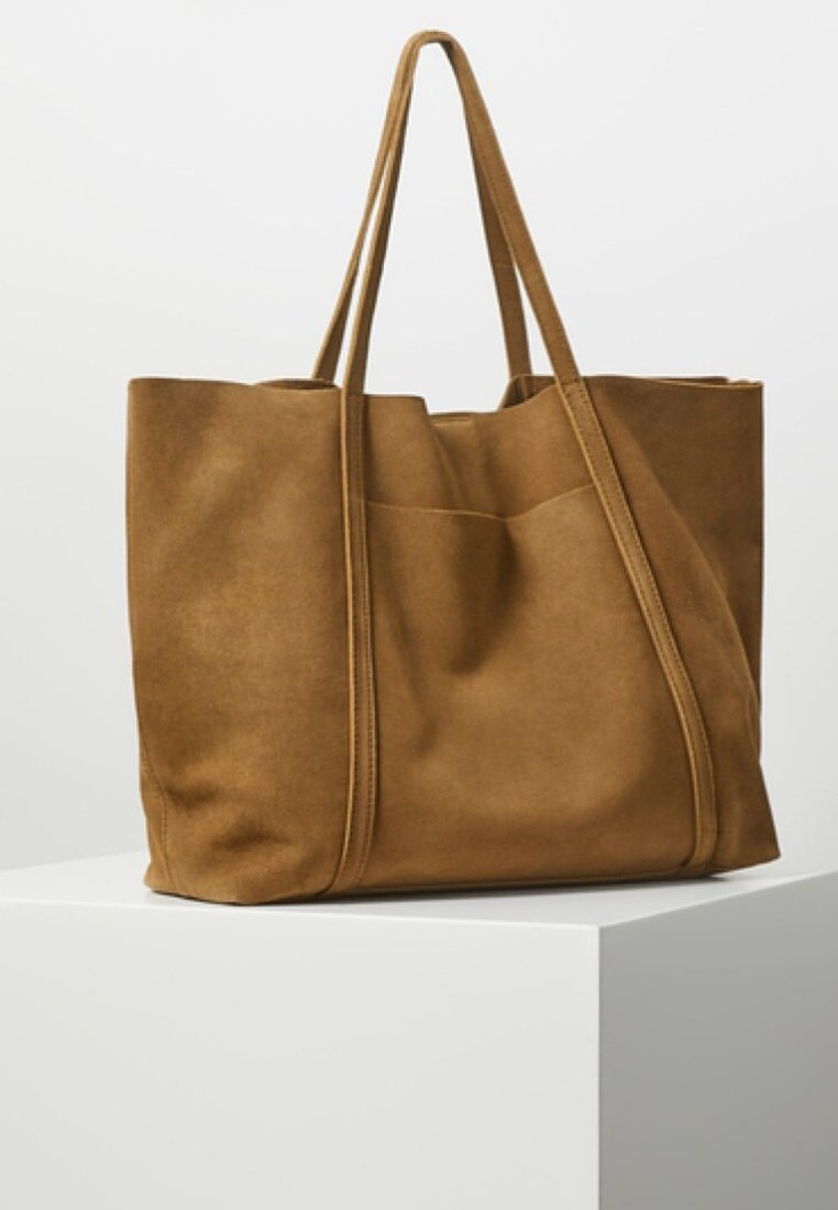 Mango - JORDINA - Shopper - khaki