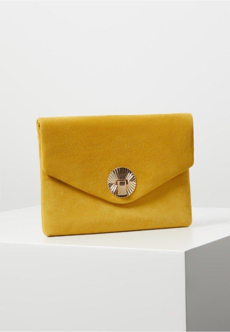 Mango - NAPOLI - Clutches - yellow