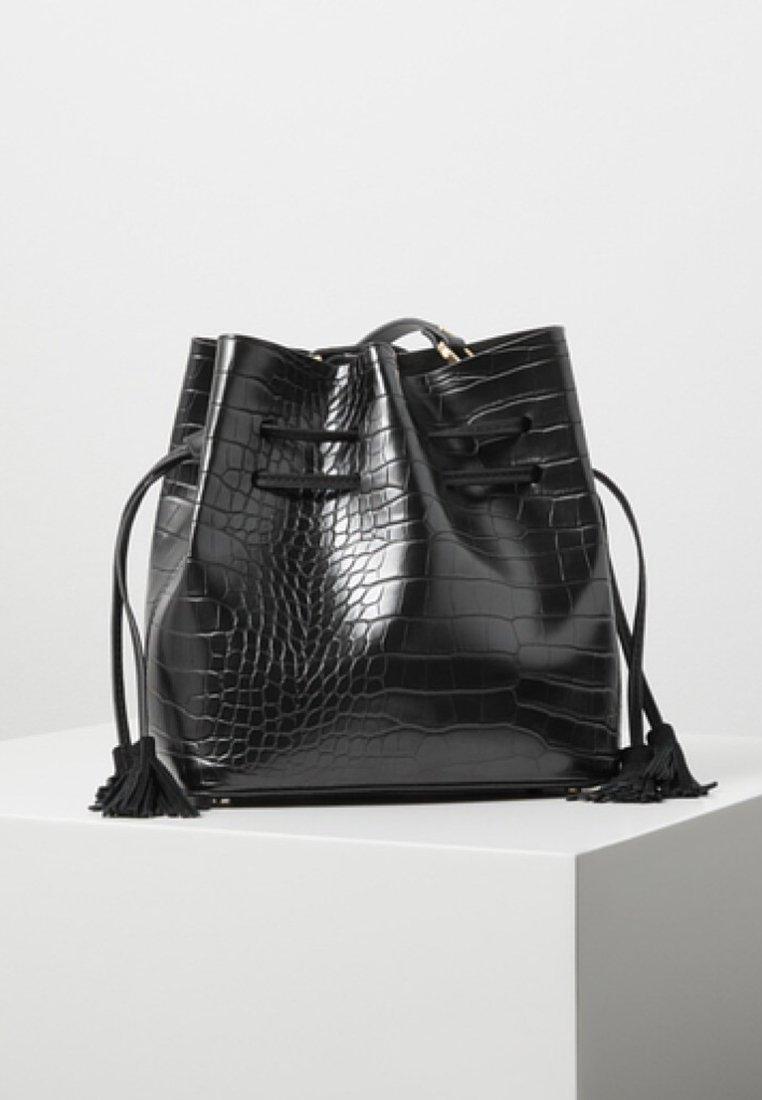 Mango - UPSALA - Håndtasker - black