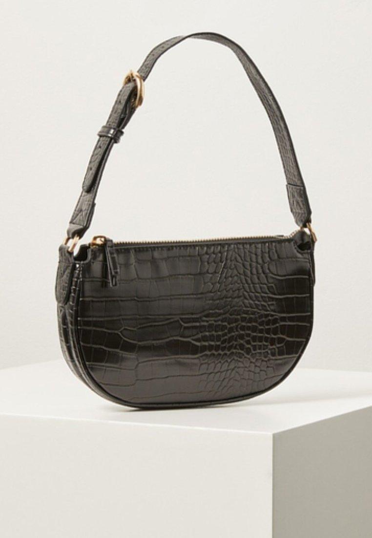 Mango - BARICO - Håndtasker - black