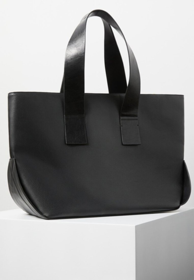 Mango - OVERSIZE - Tote bag - black