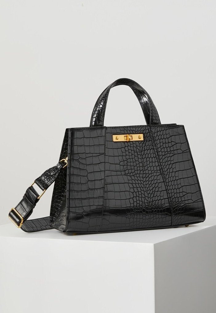 Mango - CHELA - Handbag - black