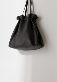 Mango - Fillat - Håndveske - black - 1