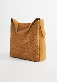 Mango - ABIGAIL - Handtasche - medium brown - 1