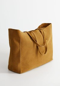 Mango - ARRIBES - Tote bag - medium brown - 1