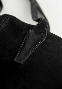 Mango - ARRIBES - Shopping Bag - black - 3