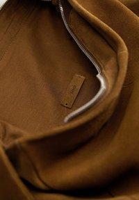 Mango - ARLANZA - Shopping Bag - medium brown - 2