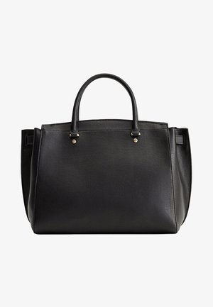 LUCIA - Shopping Bag - black