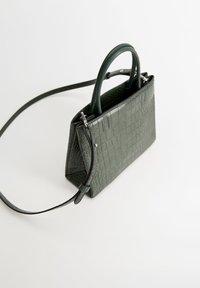 Mango - Handbag - green - 2
