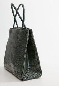 Mango - Handbag - green - 1