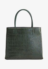 Mango - Handbag - green - 0