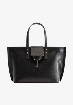 PAULOVA - Shopping bag - black