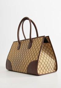 Mango - RIOJA - Handbag - beige - 1