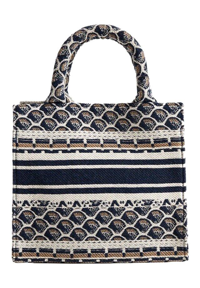 CAVAS - Handbag - blauw