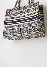 Mango - CAVAS - Shopping Bag - blau - 2