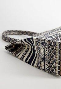 Mango - CAVAS - Shopping Bag - blau - 3