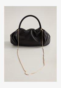 Mango - TASCHE HFT - Handbag - schwarz - 1