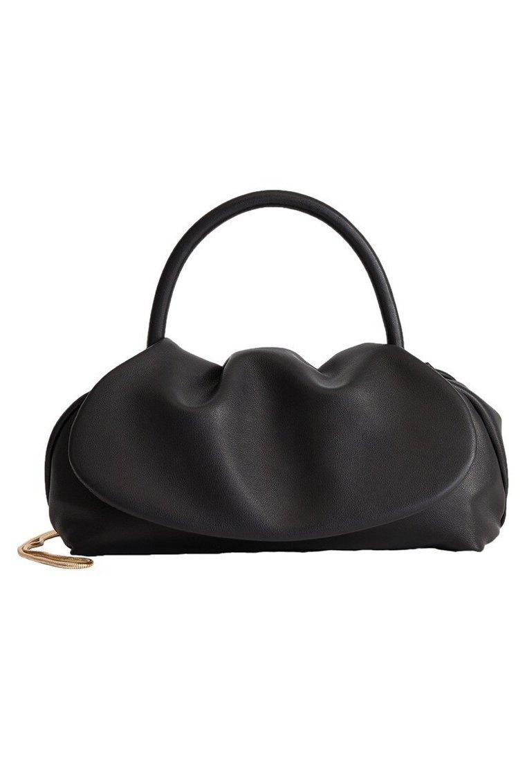 Mango - TASCHE HFT - Handbag - schwarz