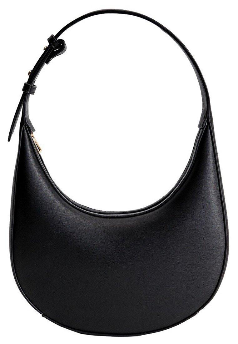 Mango - LUAR - Handbag - schwarz