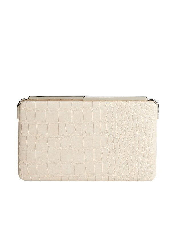 PAZ - Clutch - off-white