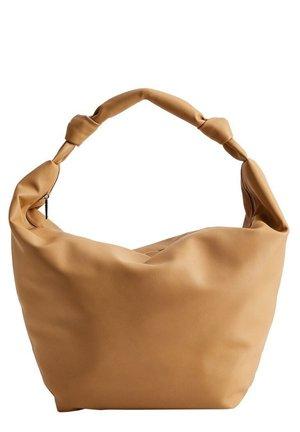 LOLA - Shopping Bag - mittelbraun