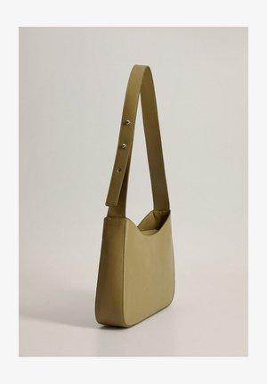 NINETIES - Handbag - olive green