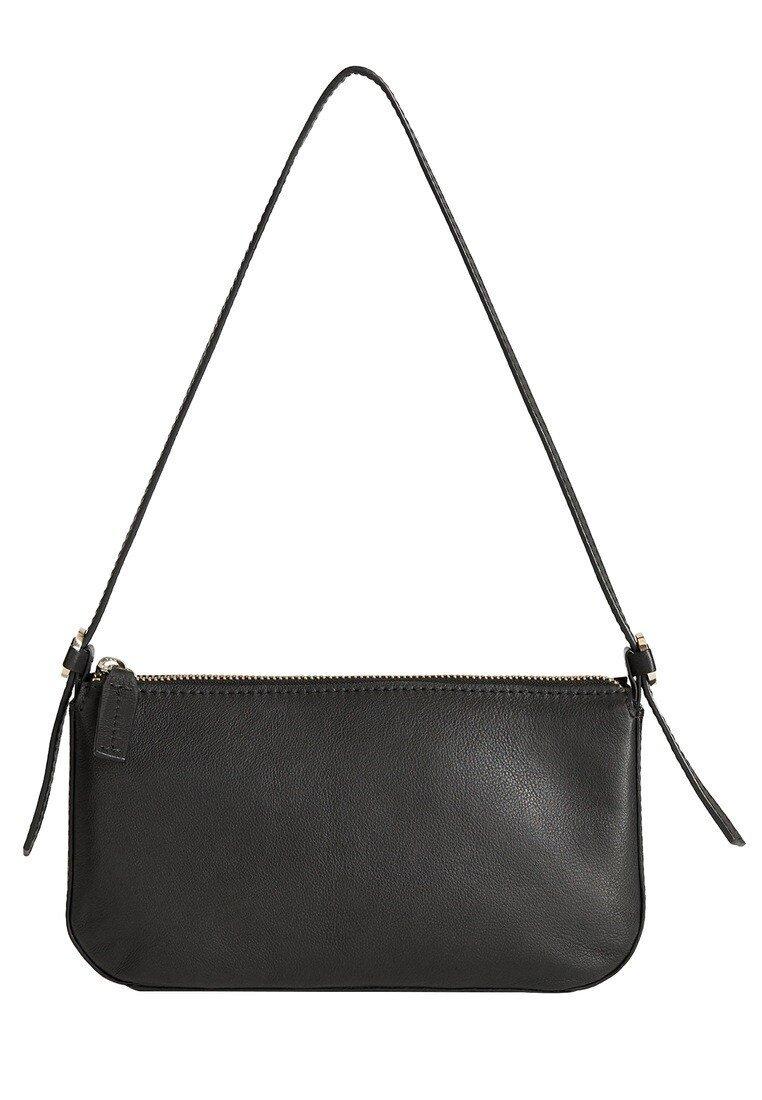 Mango - CAPRICHO - Handbag - black