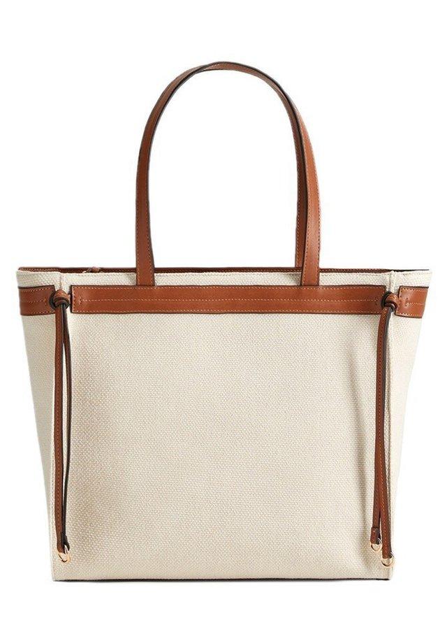 ARTI - Shopping Bag - ecru