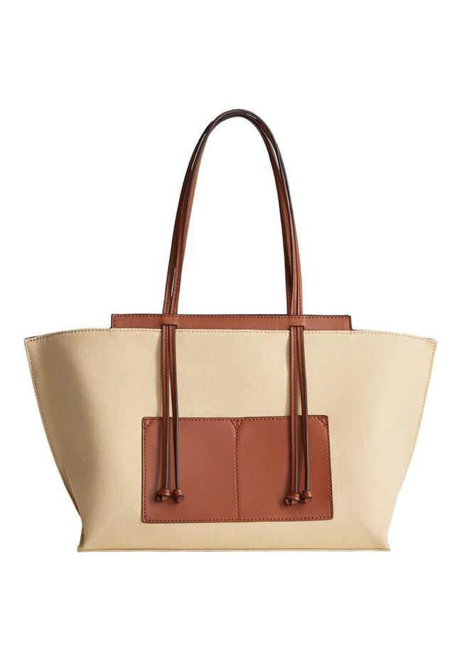 ELBA - Käsilaukku - marrone medio