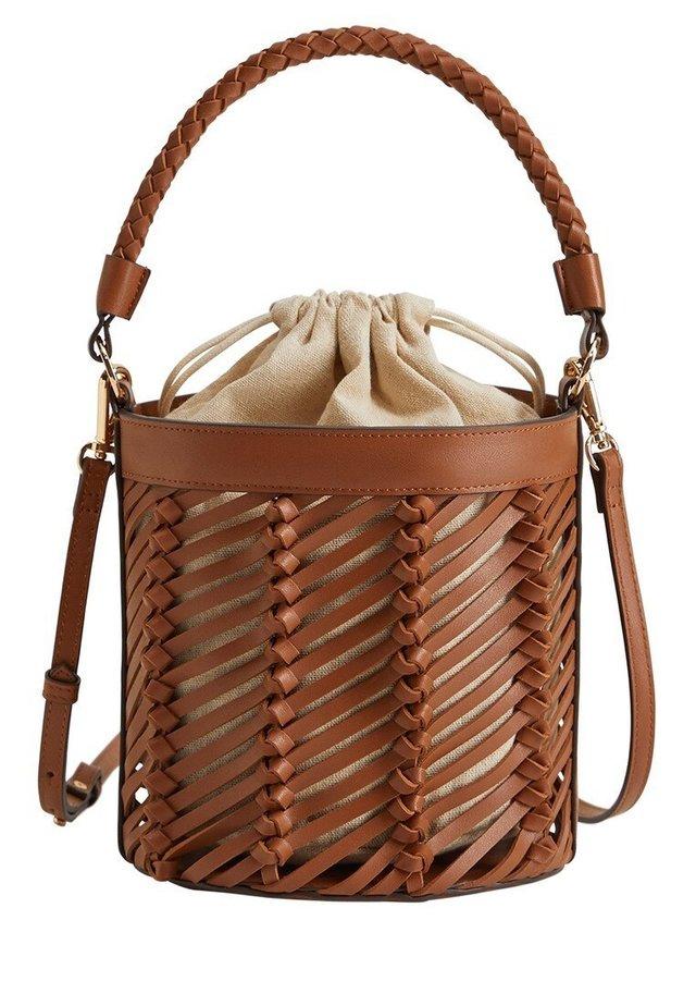 VIGO - Käsilaukku - mittelbraun