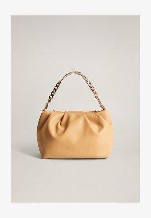 SLOUCHY - Håndtasker - mittelbraun