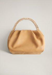 Mango - SLOUCHY - Handbag - mittelbraun - 2