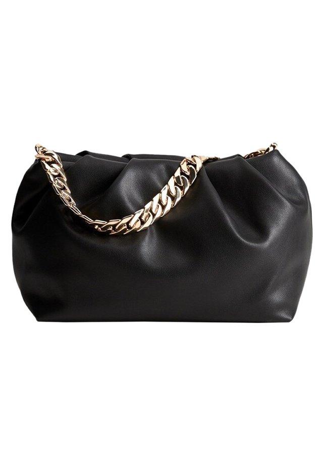 SLOUCHY - Handtasche - schwarz