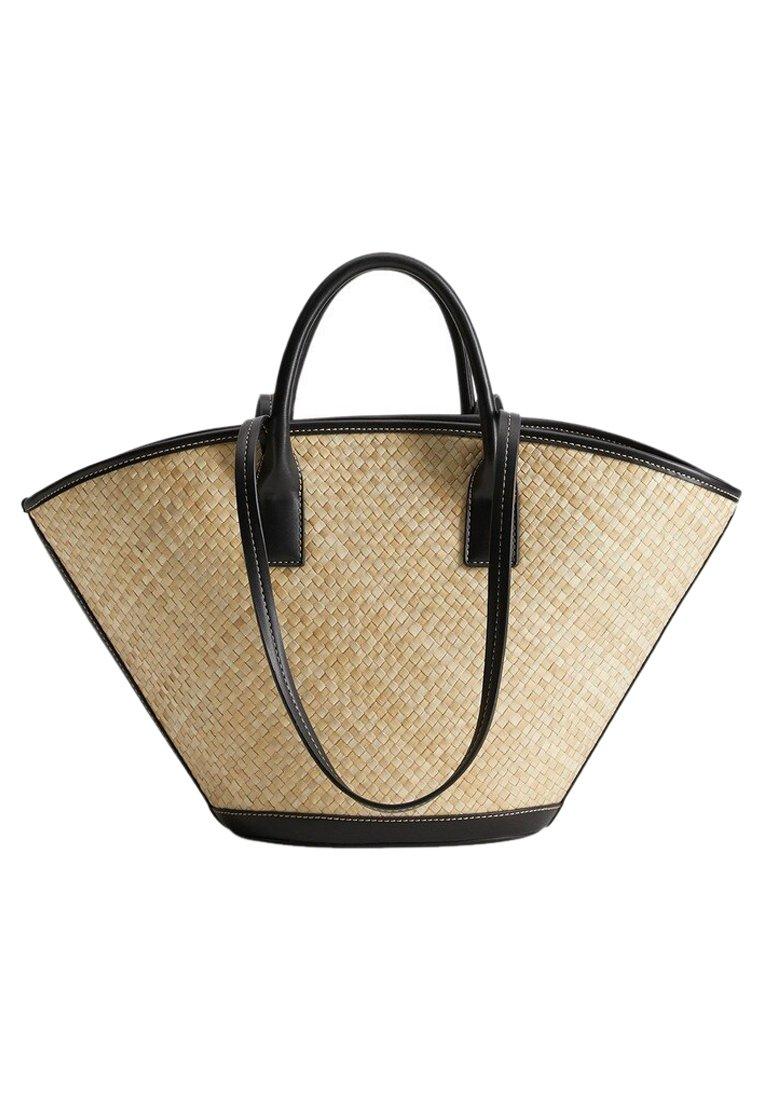 Mango - PANAMA - Handtasche - schwarz