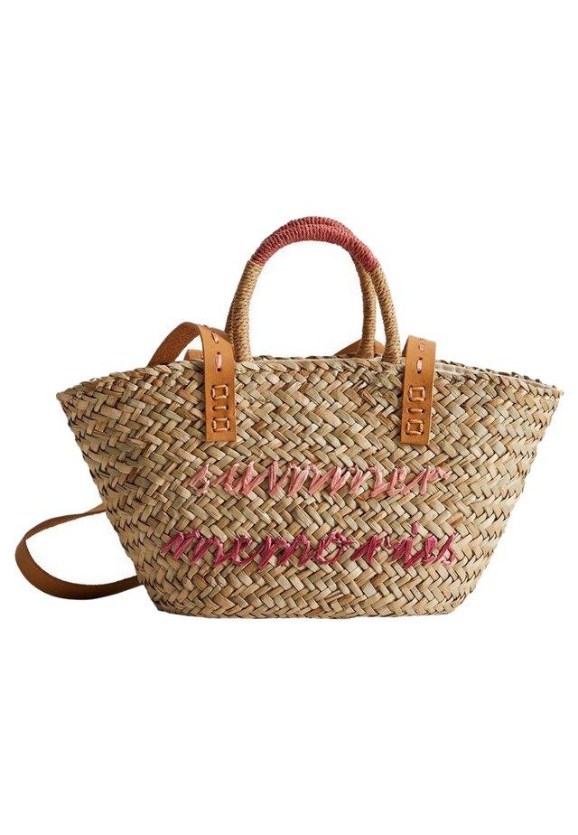 ISADORA - Handtasche - beige