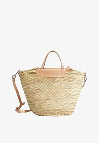 Mango - IBIZA - Shopping Bag - nude - 1