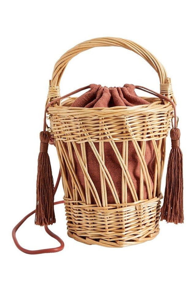 CAMPINO - Handtasche - beige