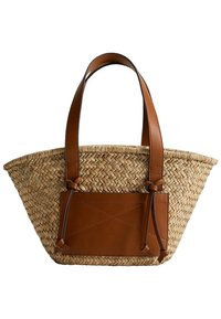 Mango - TOSCANA - Shopping bag - middenbruin - 0