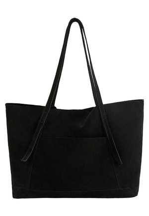 VEGA - Shopping Bag - n egro