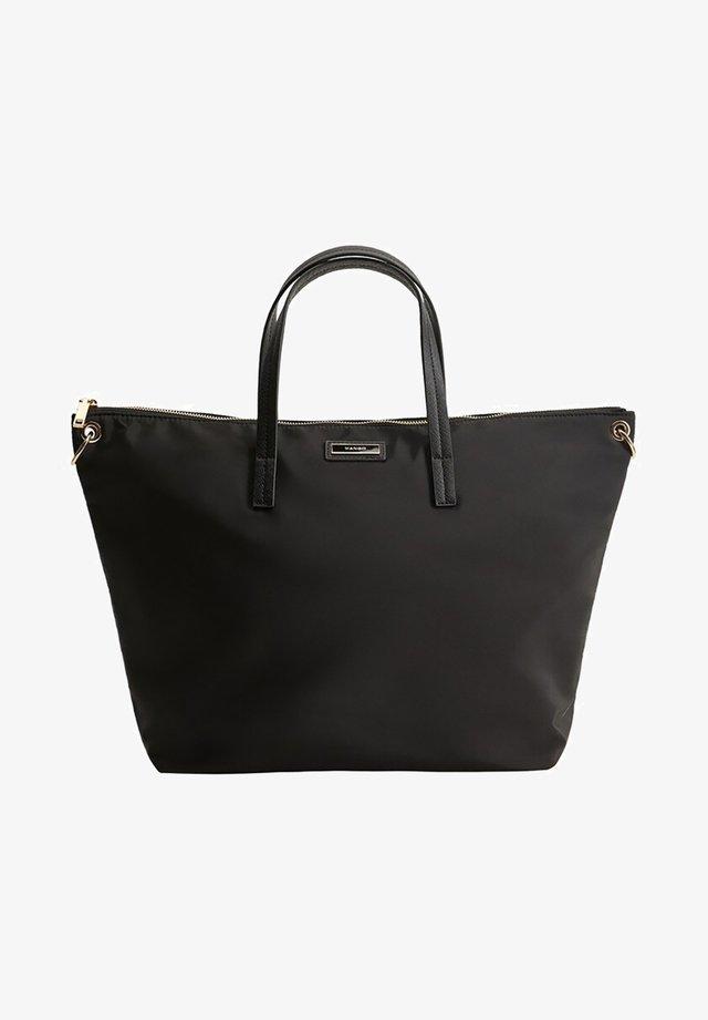 CHIQUI - Cabas - zwart
