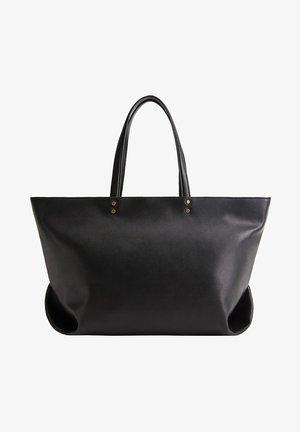 EVA - Shopping Bag - schwarz