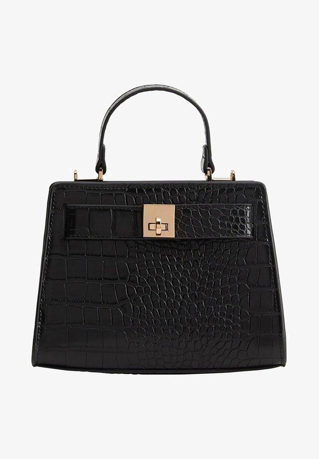 ODON - Handväska - zwart