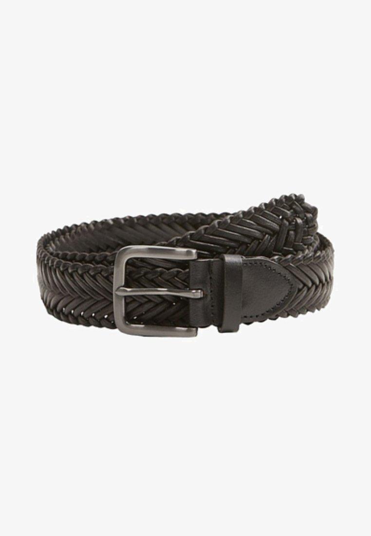 Mango - WOVEN - Cintura - black