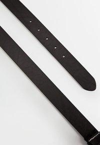 Mango - IVAN - Ceinture - black - 2