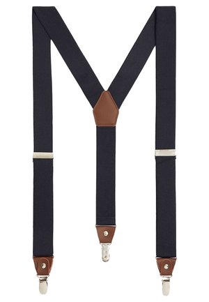 BASIC - Belt business - dunkles marineblau