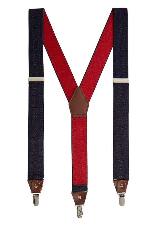 DOTS - Belt - blau