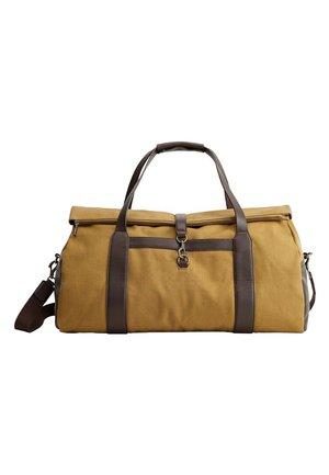 FIRENZE - Weekend bag - khaki