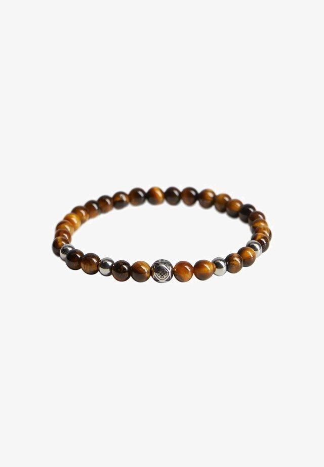 STONES - Bracelet - marron