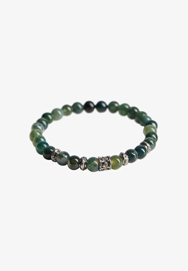 STONES - Bracelet - vert pastel