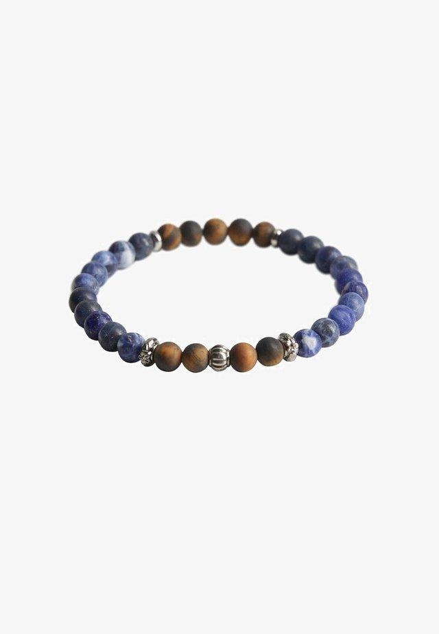 STONES - Bracelet - bleu